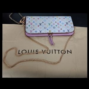 Louis Vuitton Bags - Louis Vuitton multicolored insolite wallet